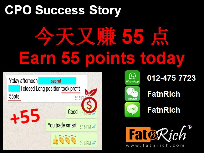 CPO – Earn 55 points today